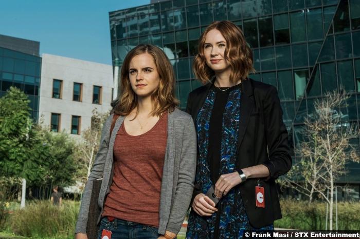 Circle Emma Watson Karen Gillan