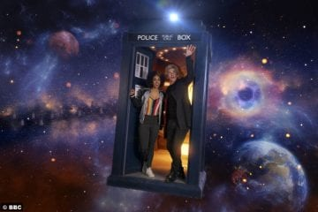 Doctor Who S10 Peter Capaldi Pearl Mackie Bill 2