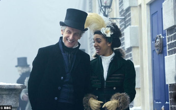 Doctor Who S10e3 Peter Capaldi Pearl Mackie Bill 3