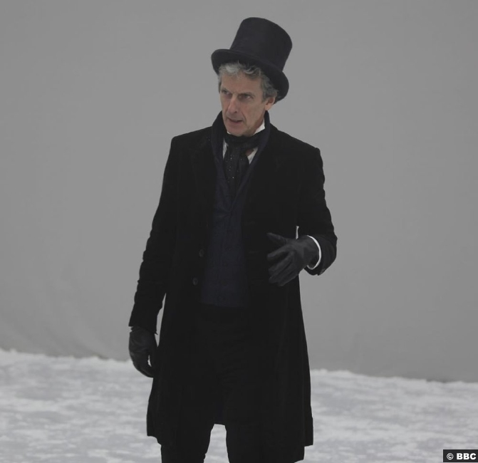 Doctor Who S10e3 Peter Capaldi