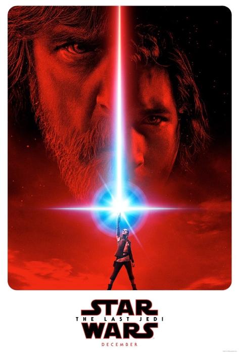 Star Wars Last Jedi Poster