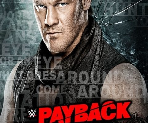 Wwe Payback 2017 Poster
