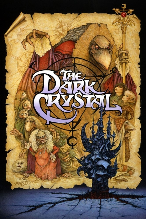 Dark Crystal Poster