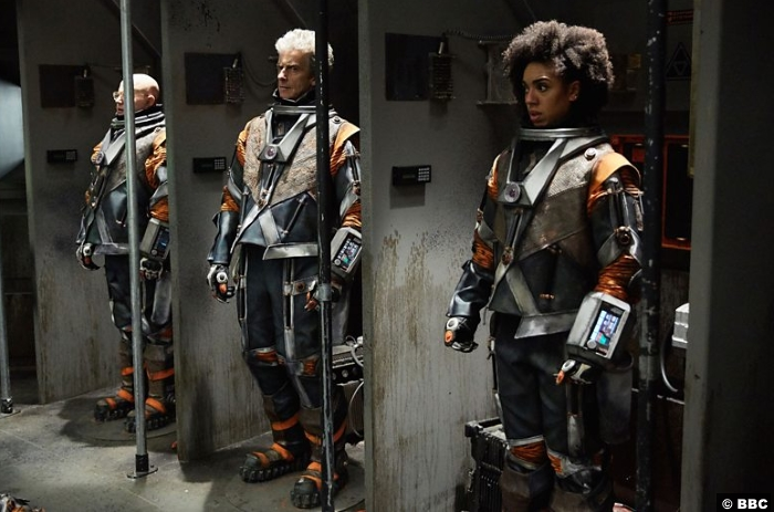 Doctor Who S10e5 Peter Capaldi Pearl Mackie Bill Nardole