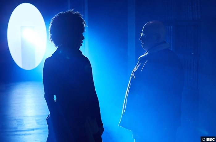 Doctor Who S10e6 Pearl Mackie Bill Nardole