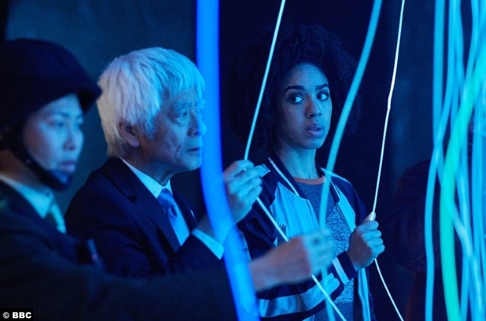 Doctor Who S10e7 Pearl Mackie Bill