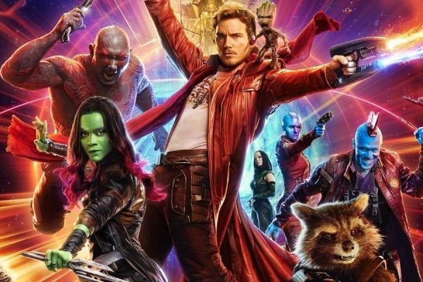 Guardians Galaxy Vol2 Poster Bg