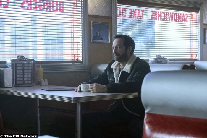 Riverdale S1e13 Luke Perry Fred Andrews