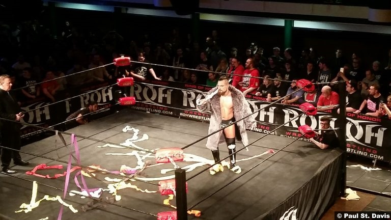 Roh Marty Scurll