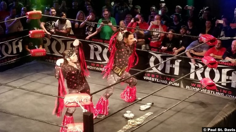 Roh Young Bucks