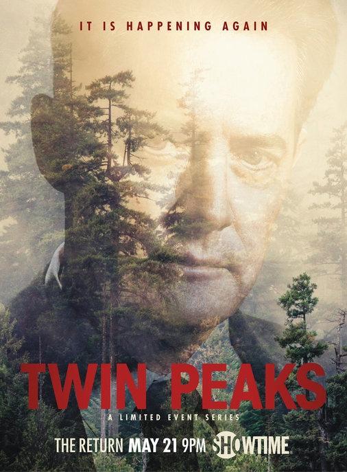 Twin Peaks 2017 Poster