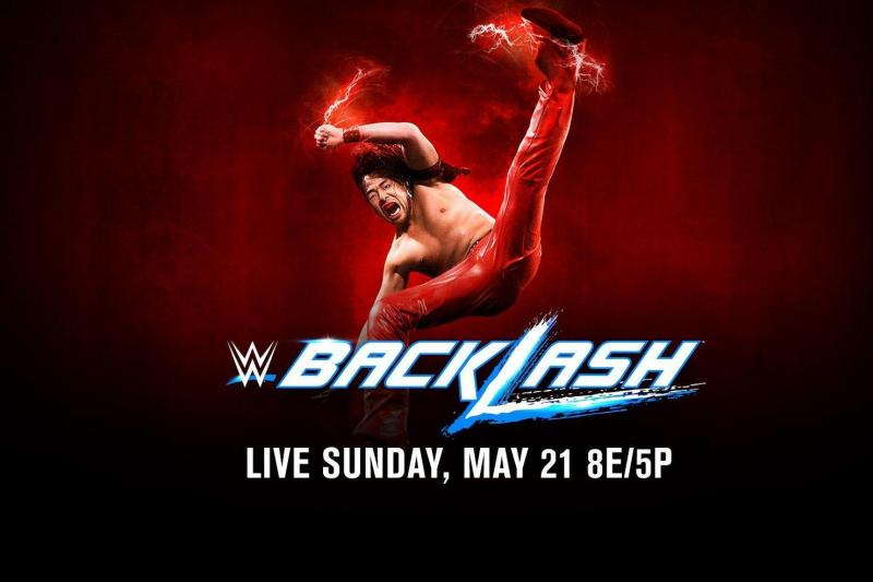 Wwe Backlash 2017 Poster 2