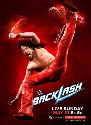 Wwe Backlash 2017 Poster