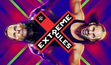Wwe Extreme Rules 2017 Poster 2