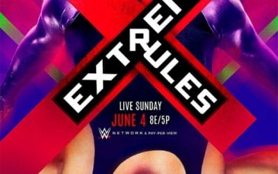Wwe Extreme Rules 2017 Poster