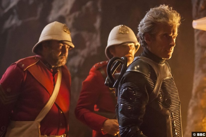 Doctor Who S10 E9 Peter Capaldi