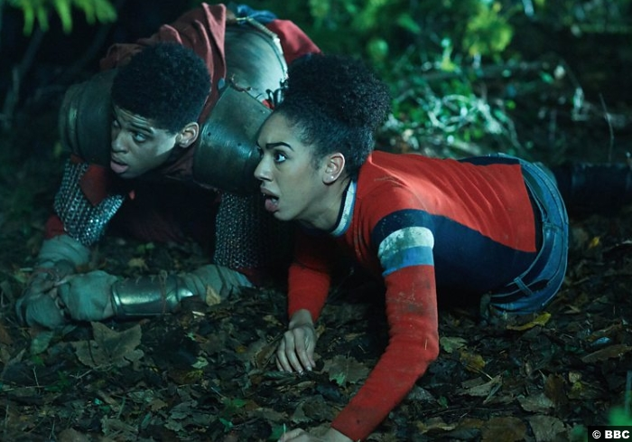 Doctor Who S10e10 Pearl Mackie Bill 1