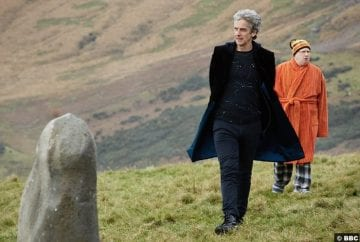 Doctor Who S10e10 Peter Capaldi Matt Lucas Nardole