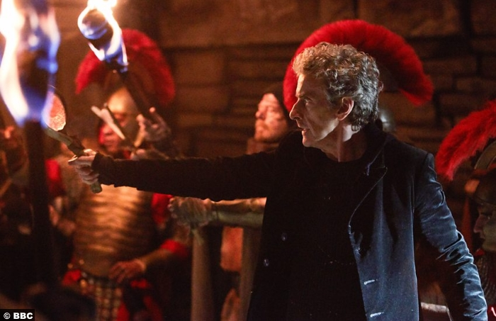 Doctor Who S10e10 Peter Capaldi Romans