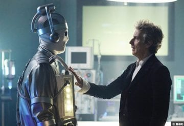 Doctor Who S10e11 Peter Capaldi Mondasian Cyberman Bill