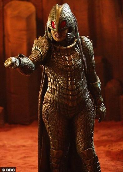 Doctor Who S10e9 Iraxxa Adele Lynch