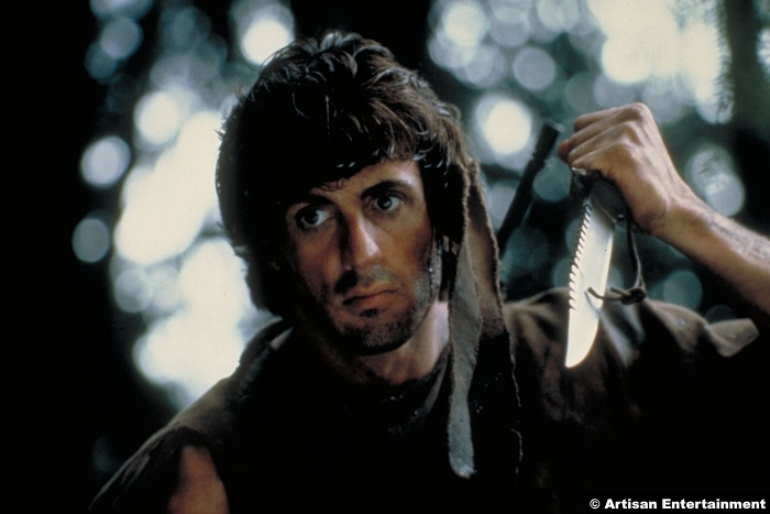 First Blood Rambo 1982 Sylvester Stallone
