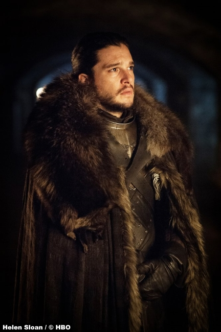 Game Of Thrones S7 Jon Snow Kit Harington