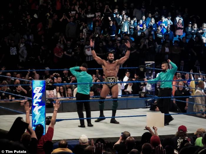 Jinder Mahal World Title Belt Sunil Samir Singh Backlash 2017