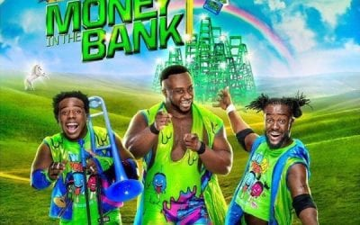 Money In The Bank 2017 Poster 2