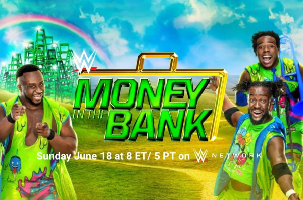 Money In The Bank 2017 Poster 3