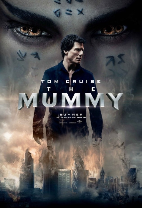Mummy 2017 Poster