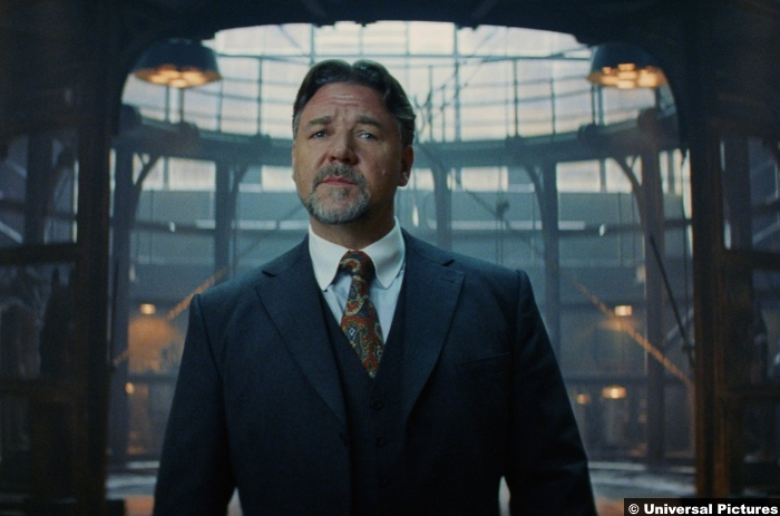 Mummy 2017 Russell Crowe
