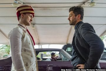 Preacher S2 Dominic Cooper Tom Brooke