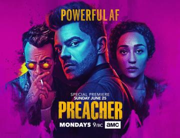 Preacher S2 Poster 2