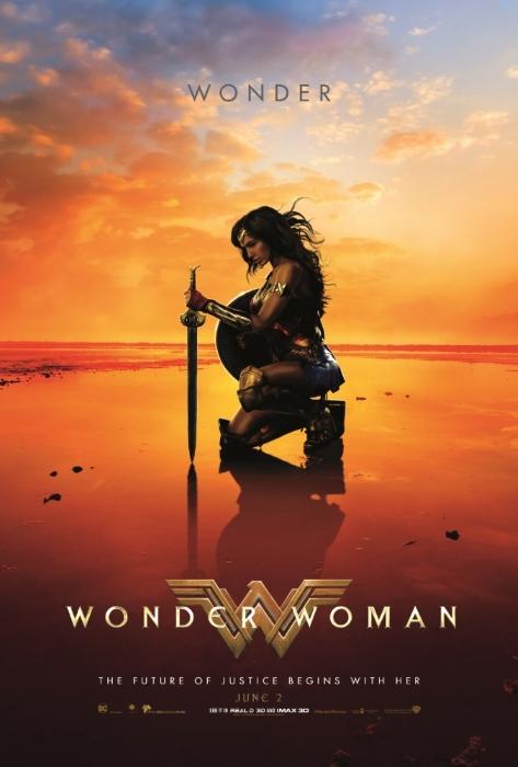 Wonder Woman Poster 2