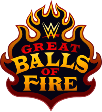 Wwe Great Balls Fire Logo