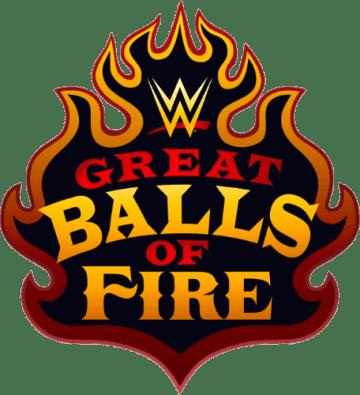 Wwe Great Balls Fire Logo