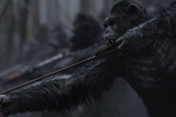 Bg War Planet Apes