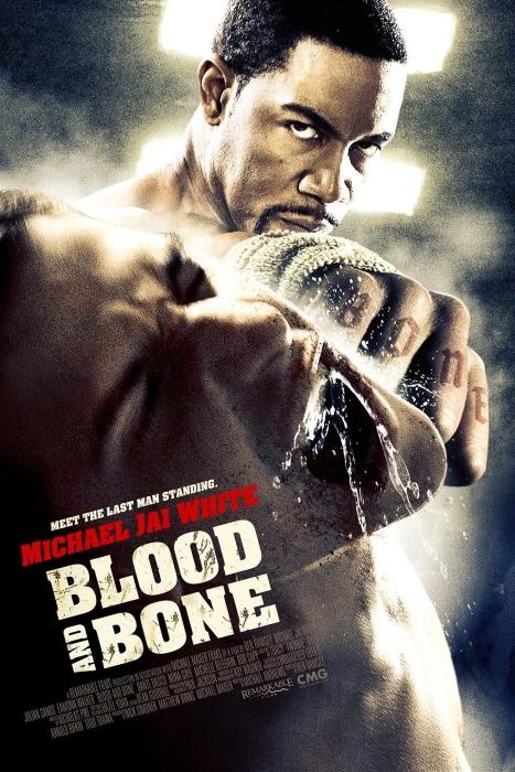 Blood Bone Dvd