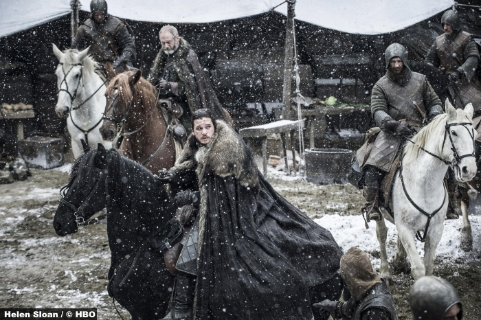 Game Of Thrones S7e2 Jon Snow Kit Harington