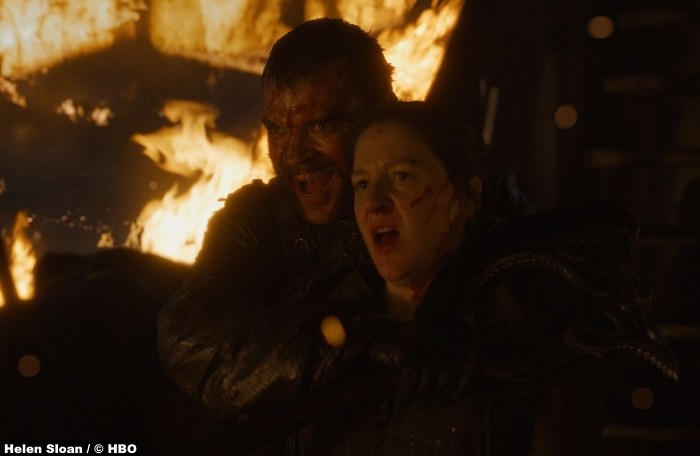 Game Thrones S7 E2 Euron Yara Greyjoy
