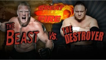 Great Balls Fire Beast Destoyer