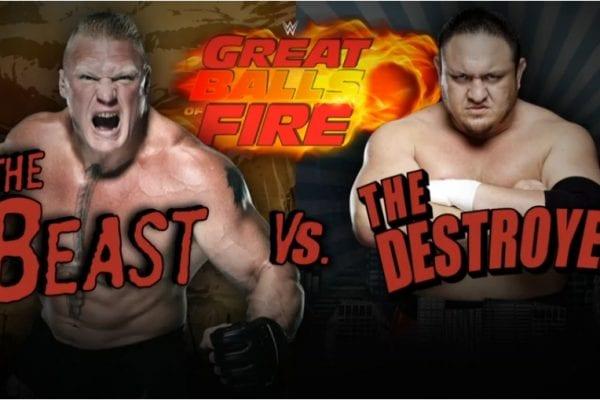 Great Balls Fire Beast Destoyer