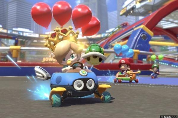Mario Kart 8 Deluxe 1