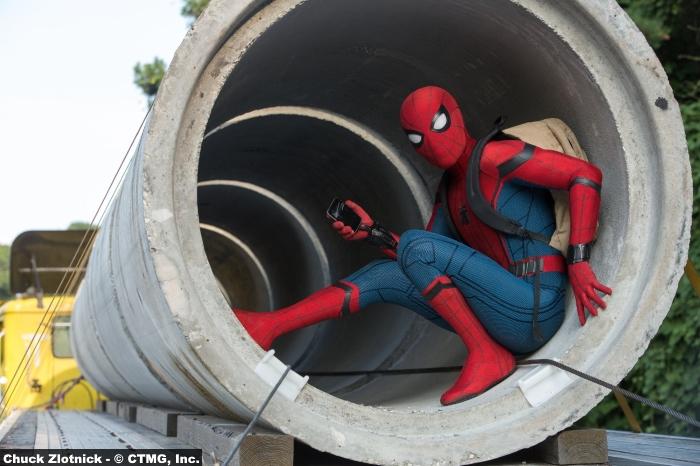 Spider Man Homecoming 1