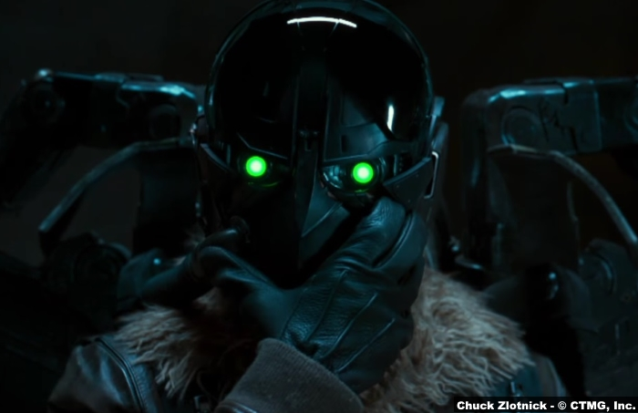 Spider Man Homecoming Vulture 2