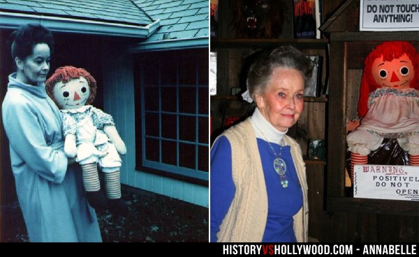 Annabelle Warren Real Doll