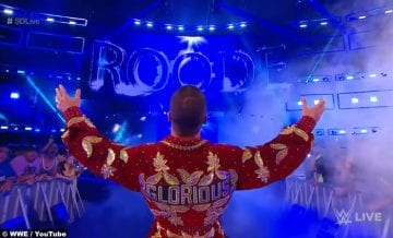 Bobby Roode Sd Debut 2