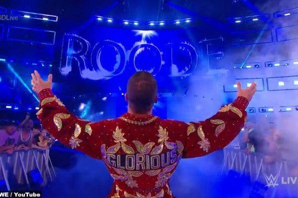 Bobby Roode Sd Debut 2