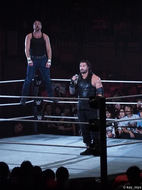 Dean Ambrose Roman Reigns 300617 8